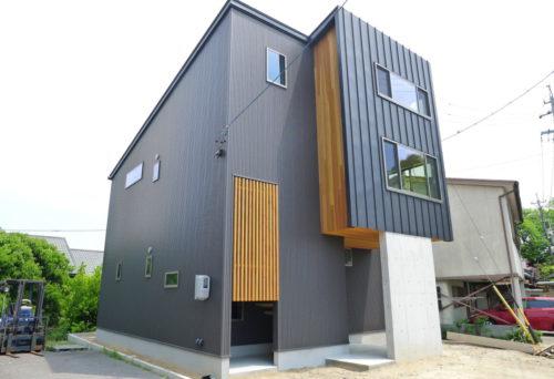 【新築】花火の見える新築住宅