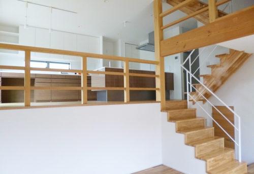 【新築】【スキップフロア】4層 スキップハウス