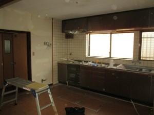 既設キッチン2