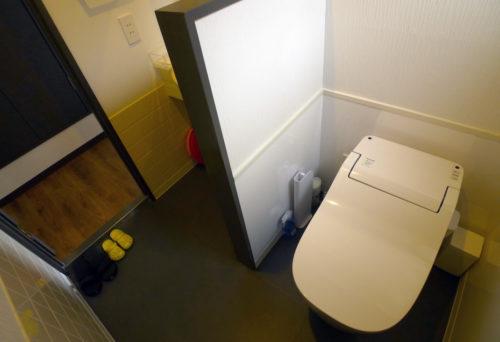 トイレ改装。和式→洋式へ