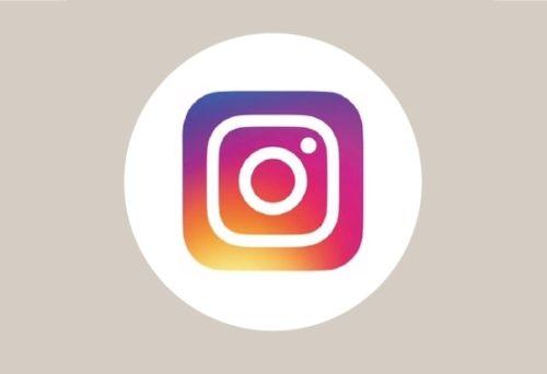 【Instagramはじめました】